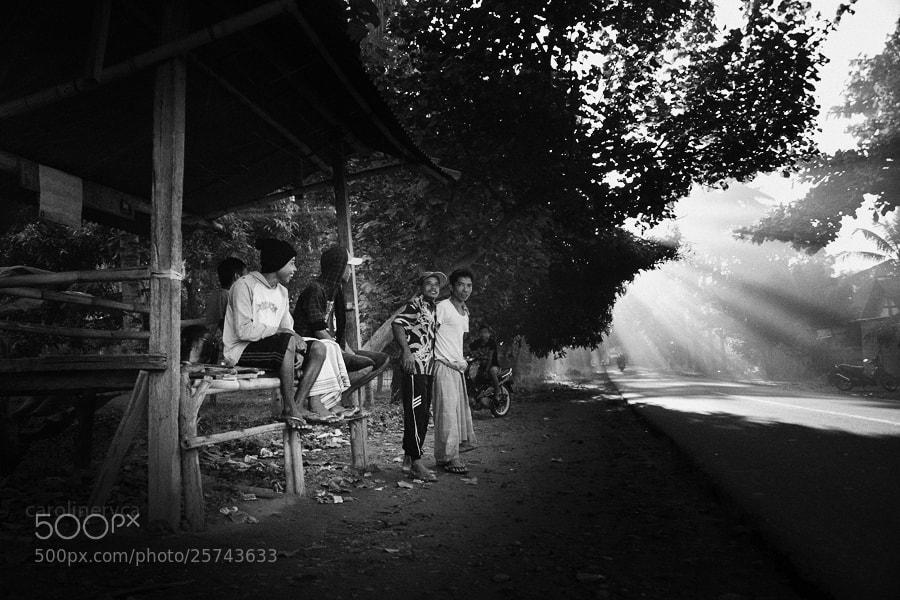 Photograph Morning, Strangers :) by Caroline Ryca on 500px