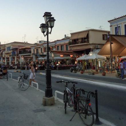 Aegina Island Coastal Walk, Sony DSC-W320