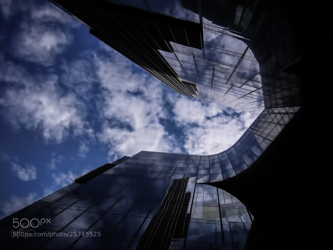 Photograph looking up? by Ariel Patish on 500px
