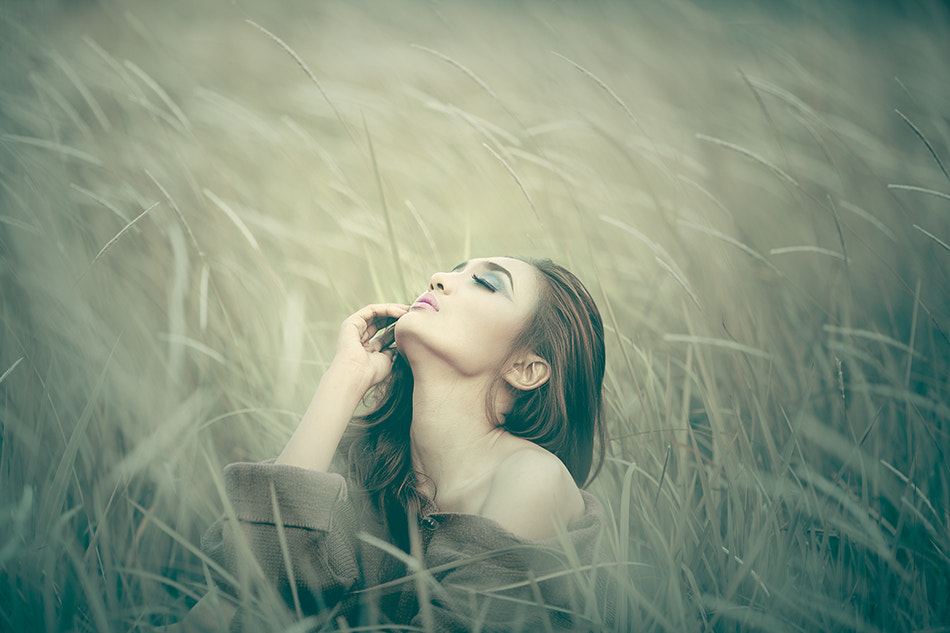 Photograph feeling in the weeds by hazlan uchax on 500px