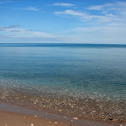 Lake Michigan Beach, Sony DSC-H1