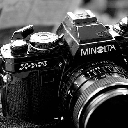 Minolta, Pentax K110D, smc PENTAX-DA 18-55mm F3.5-5.6 AL