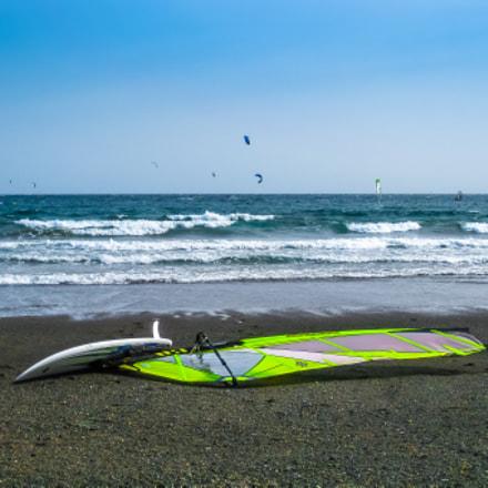 Windsurf, Canon DIGITAL IXUS 970 IS