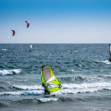Windsurf and kitesurfing, Canon DIGITAL IXUS 970 IS