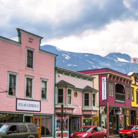 Skagway Alaska, Canon DIGITAL IXUS 970 IS