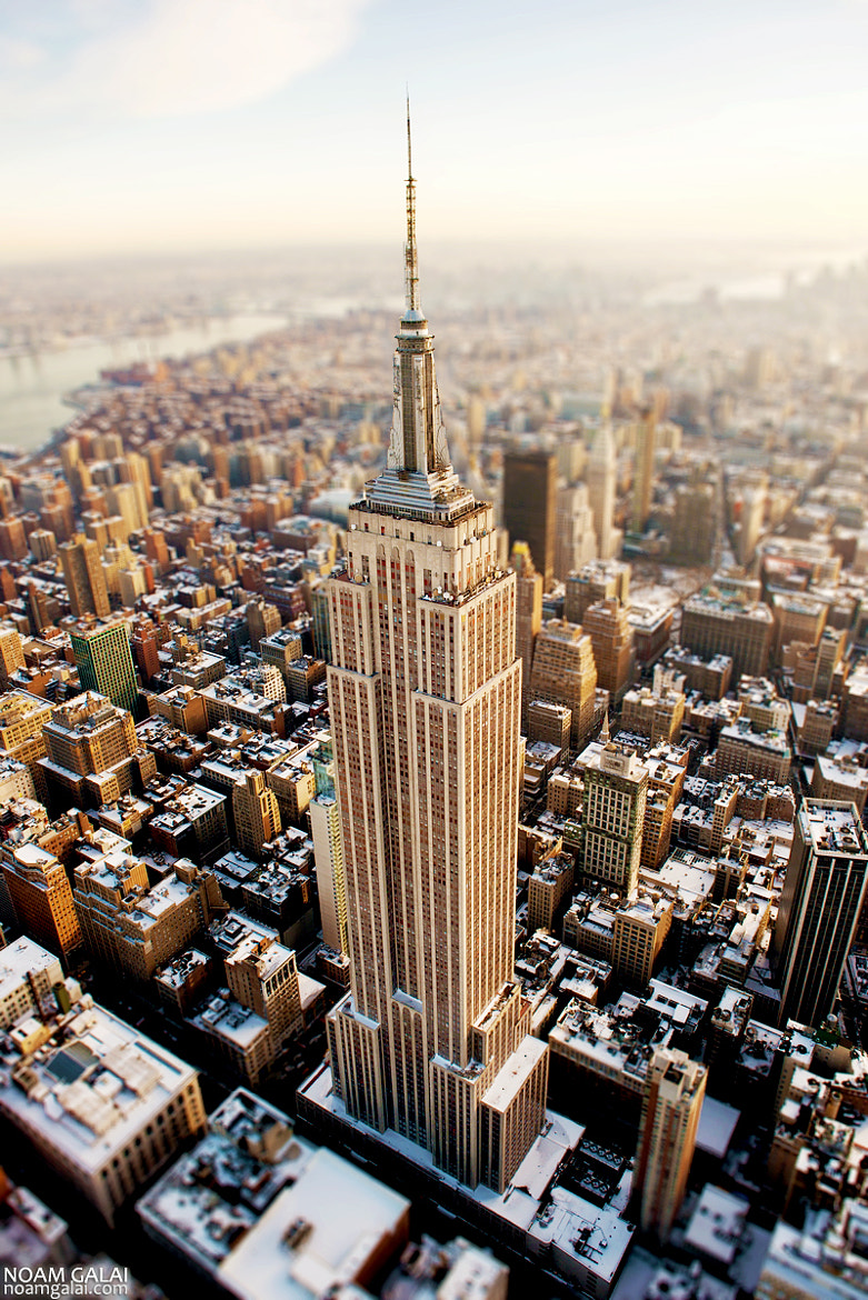 Photograph Empire State Building by Noam Galai on 500px