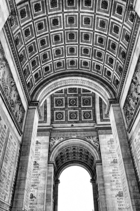 Photograph The Arc de Triomphe by Ella Tucker on 500px