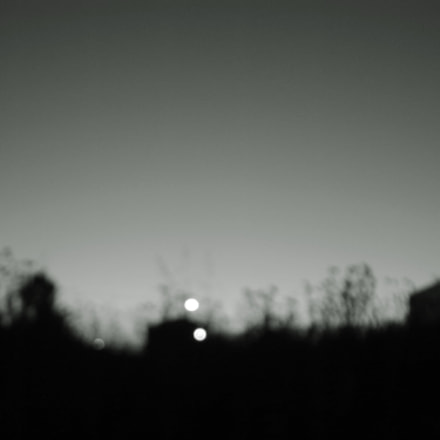 Nightfal, Nikon E800