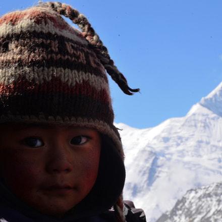 Sherpa!, Nikon D610, AF Zoom-Nikkor 24-85mm f/2.8-4D IF