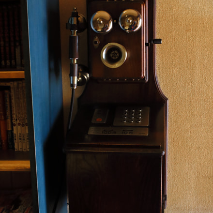 Telephone, Canon EOS KISS X7, Canon EF-S 24mm f/2.8 STM