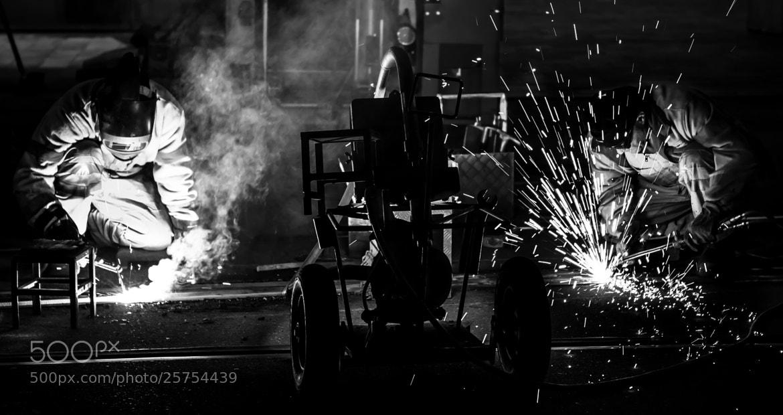 Photograph team work by Daniel Wewerka on 500px