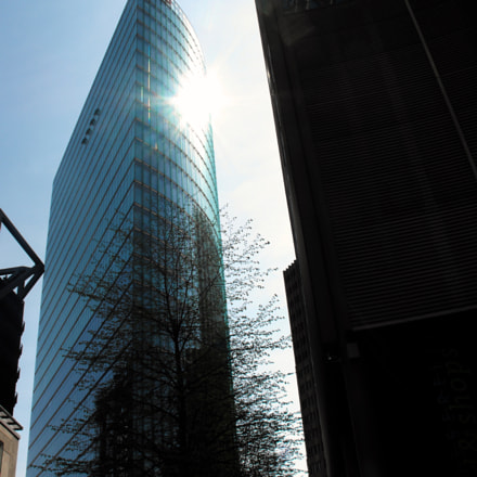 Berlino Postdammer Platz 2, Fujifilm FinePix S1000fd