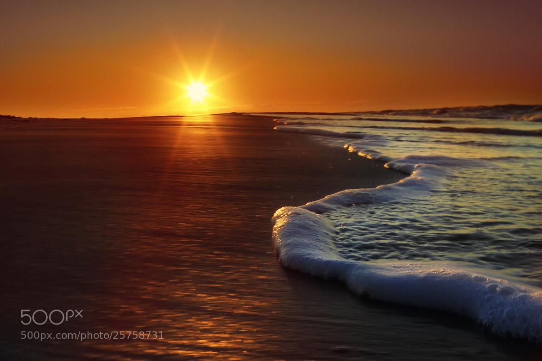 Photograph Adriatic sunrise by Milko Marchetti on 500px