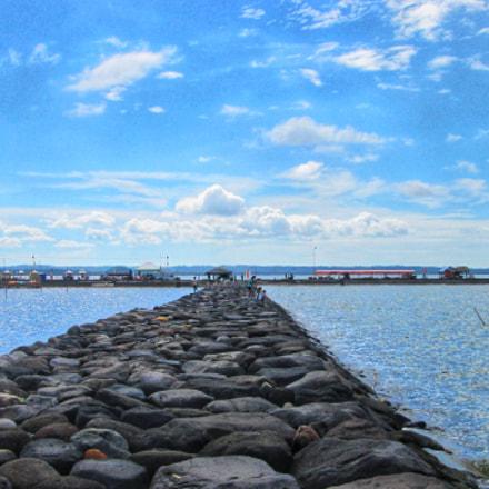 Rompeolas Port, Canon POWERSHOT A2500
