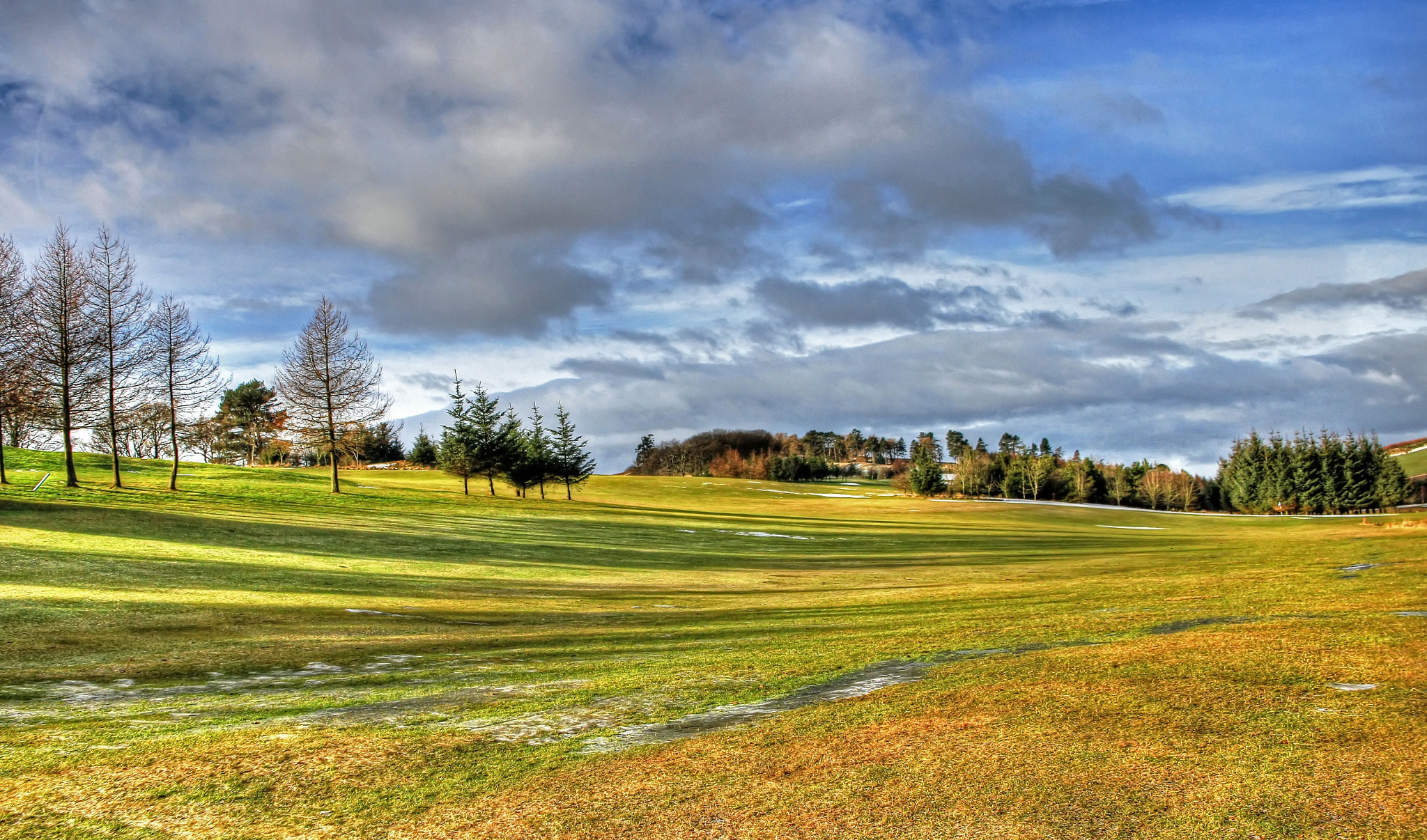 Photograph Golf Course by Hilda Murray on 500px