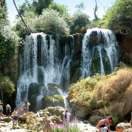 waterfall o, Panasonic DMC-TZ4