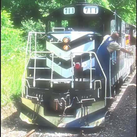 Railroad 1, Canon POWERSHOT D20
