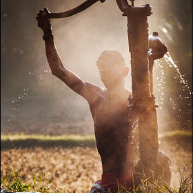 morning shower by Anna Zhdannikova (AnnaZhdannikova)) on 500px.com