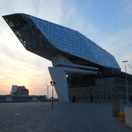 Havenhuis Antwerpen, Nikon COOLPIX S6200
