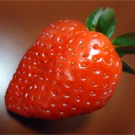 Strawberry, Sony DSC-W610