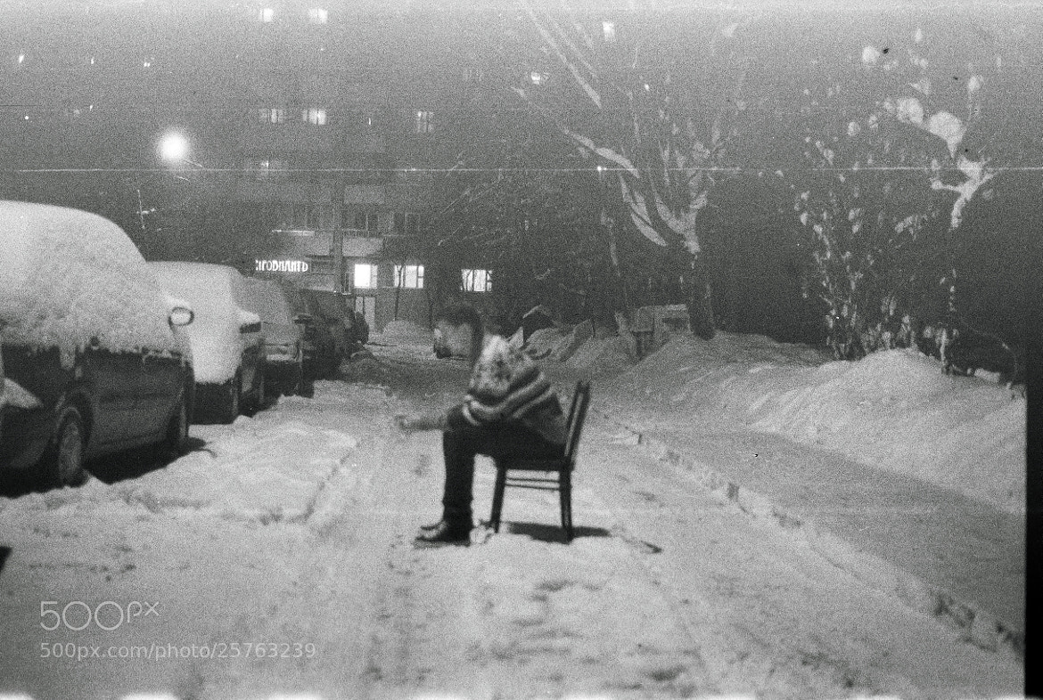 Photograph Cold chair by ADME on 500px