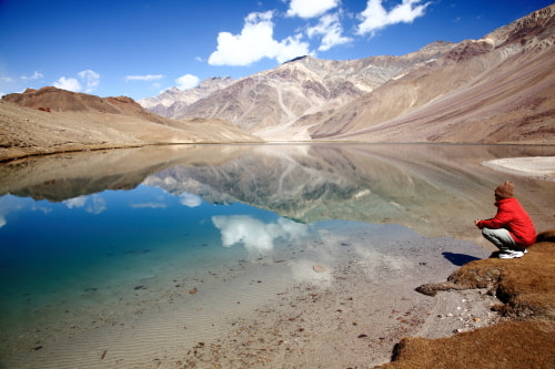Photograph Moon Lake by Jhuma Datta on 500px