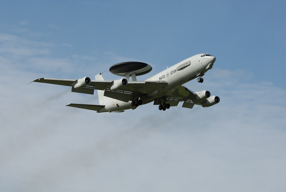 Photograph AWACS by Harry  Eggens on 500px