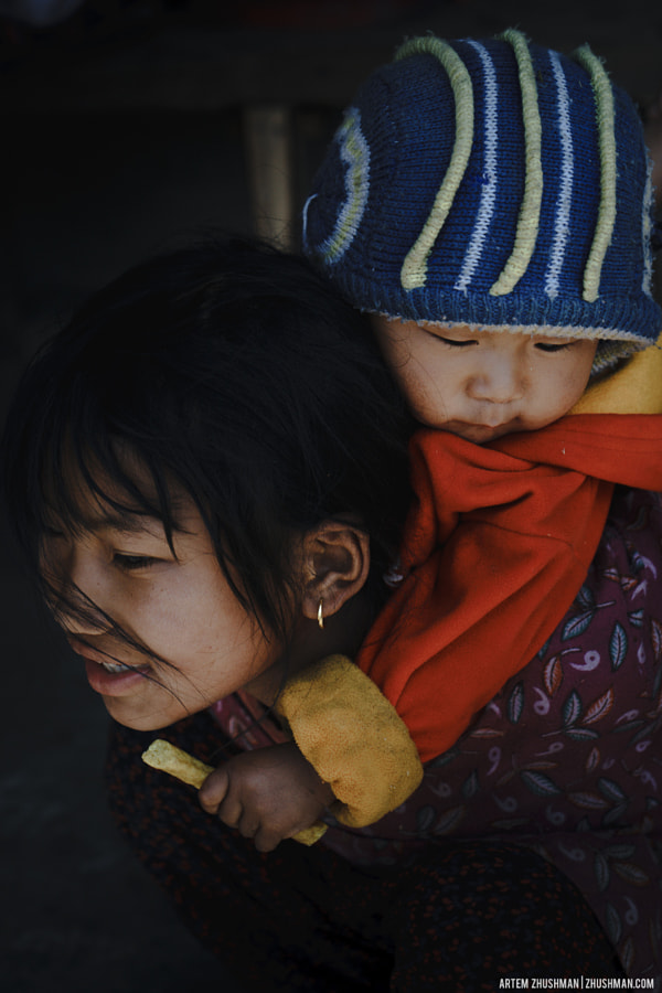 Faces of Nepal by Artem Zhushman on 500px.com