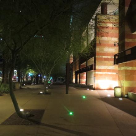 Night, Canon POWERSHOT ELPH 530 HS