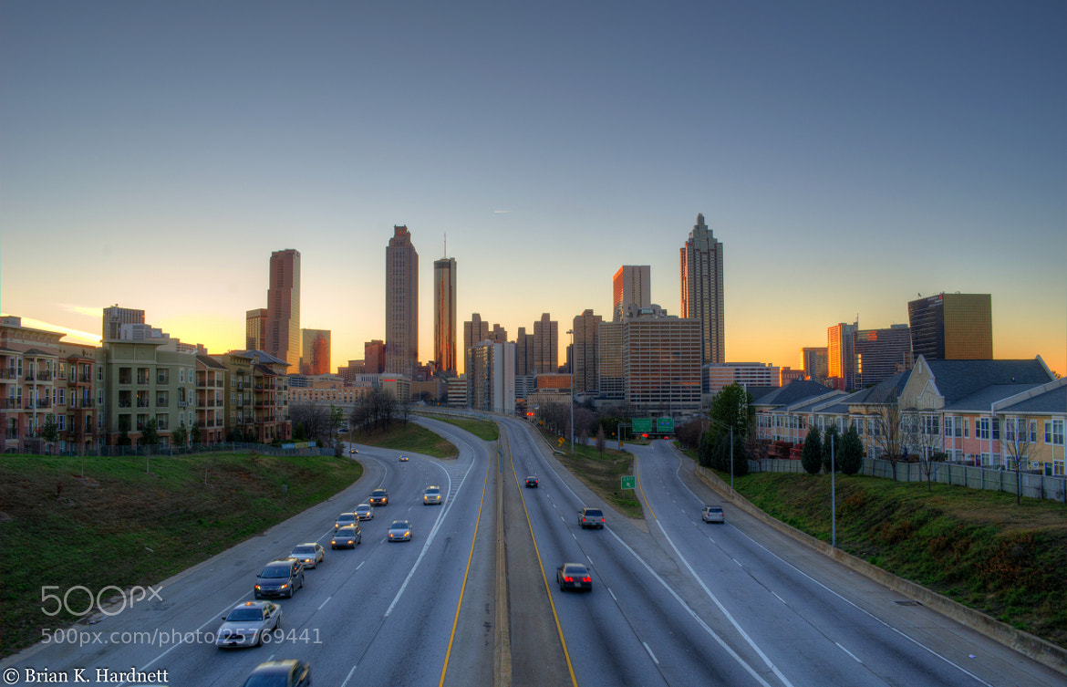 Photograph Classic Atlanta by Brian Hardnett on 500px