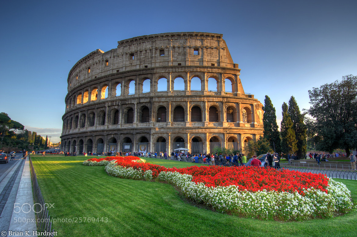 Photograph The Colosseum by Brian Hardnett on 500px
