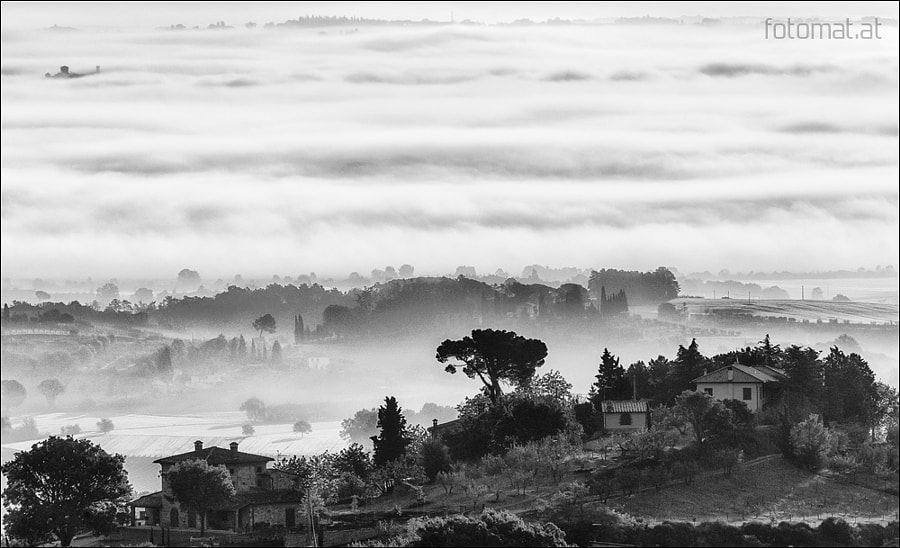 Sea Of Clouds (Montepulciano View)
