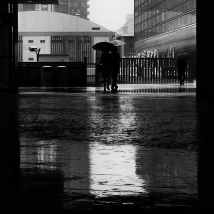 Rain, Canon EOS KISS DIGITAL N