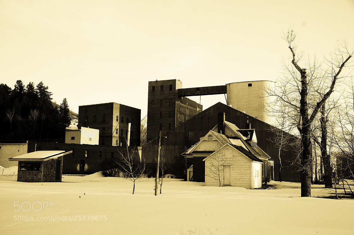 Photograph The old mill ... by Mark Hufstetler on 500px