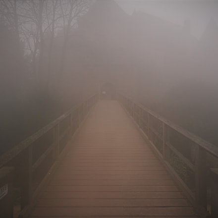 Fog on the bridge, Sony ILCE-6500