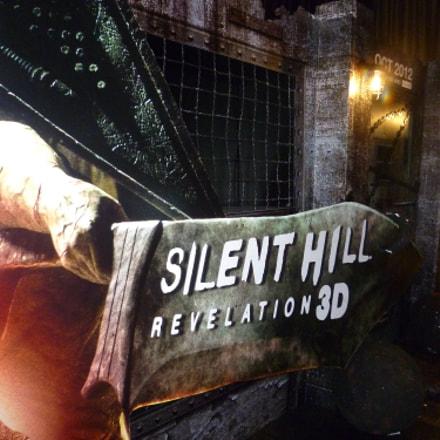 Silent Hill: Revelation Standee, Panasonic DMC-FH1