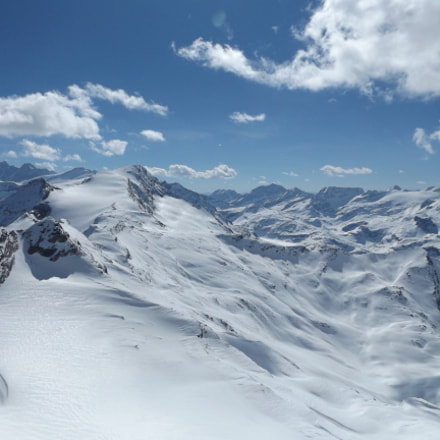 Top of Salzburg, Fujifilm FinePix S8600 S8650 S8630