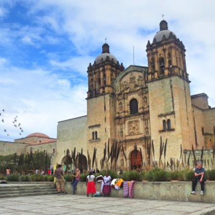 Templo de Santo Domingo, Canon POWERSHOT ELPH 320 HS