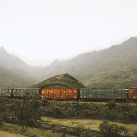 The last train, Canon POWERSHOT G9 X
