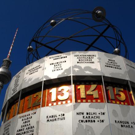 Berlino Alexanderplatz, Fujifilm FinePix S1000fd