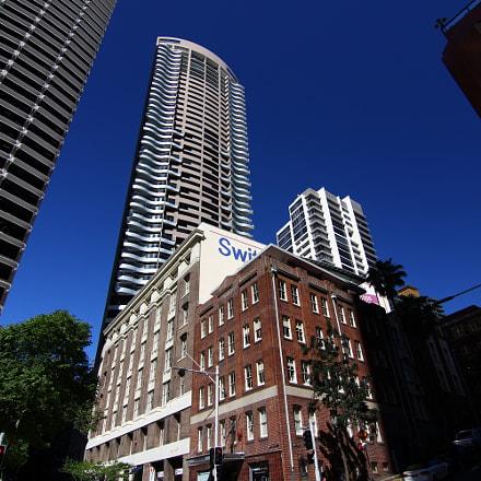 Sydney streets, Canon EOS 550D, Tokina AT-X 116 AF Pro DX 11-16mm f/2.8