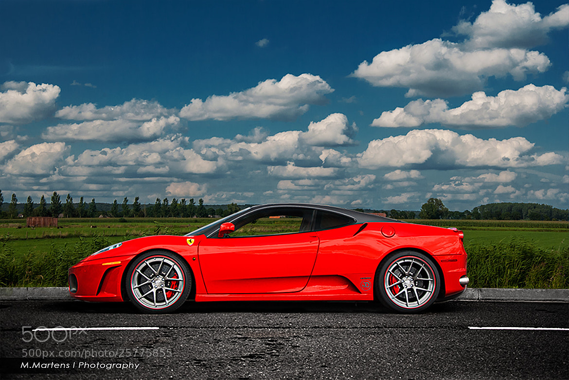 Photograph Ferrari F430 by Michael Martens on 500px