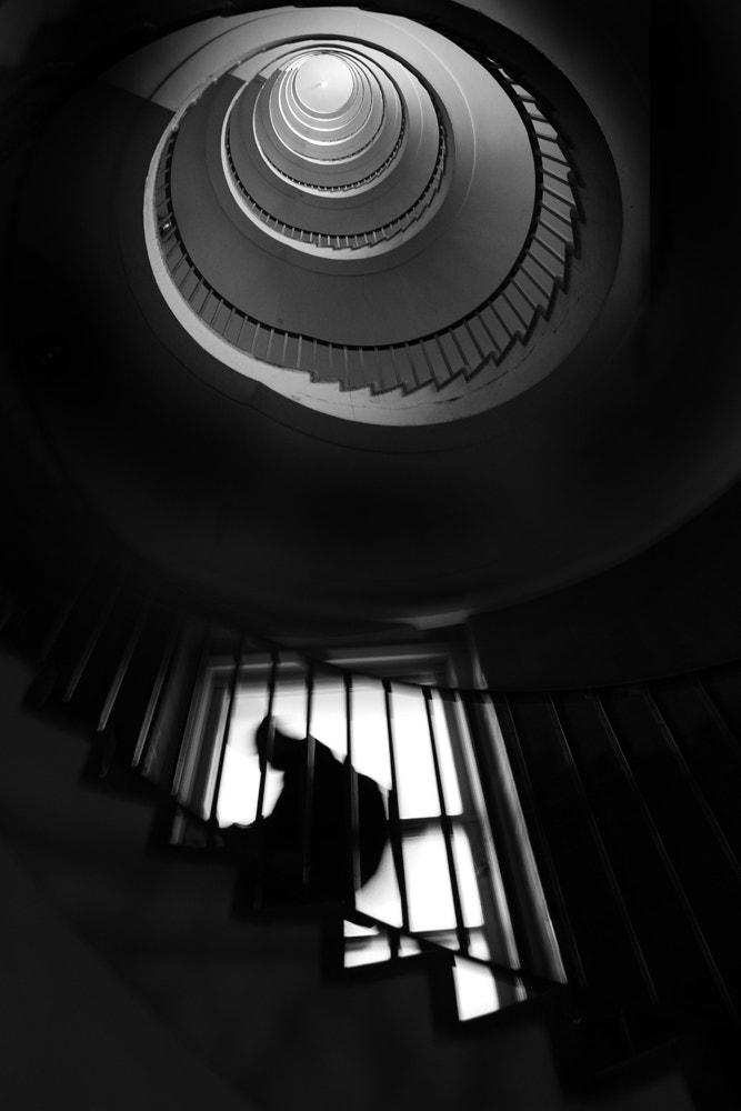 Photograph Stairways by Domen  Dolenc on 500px