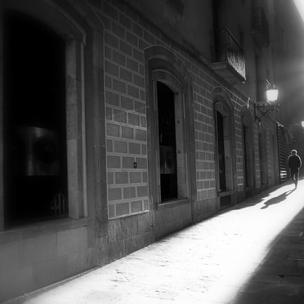 Silhouette #3, Panasonic DMC-FX01