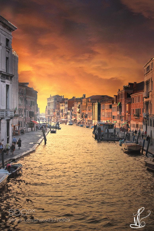 Photograph Venezia  by Patrick-M on 500px