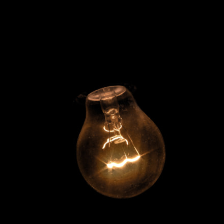 Lightbulb, Fujifilm XF1