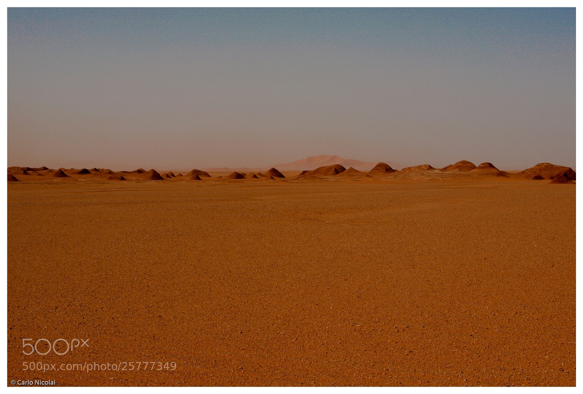 Photograph South of Ghadames by carlonic on 500px