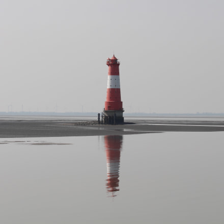 the lighthouse of angast, Canon EOS 650D, Canon EF 70-200mm f/4L IS
