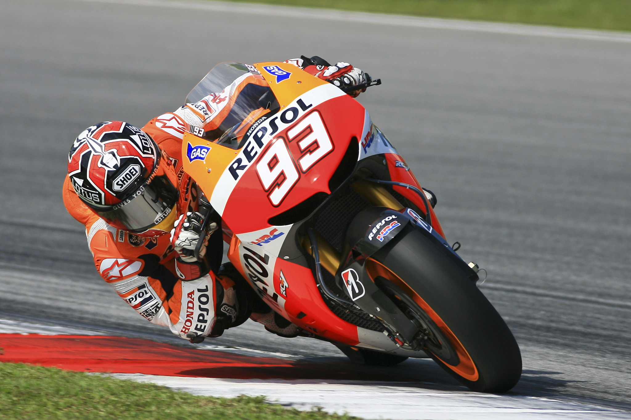 Photograph Marc Marquez  by Hazrin CRIC on 500px