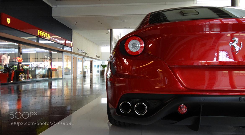 Photograph Ferrari FF by Jeferson  Felix on 500px